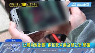 北農駐警偷情女職員30性愛片流出 涉案夫妻被控妨害秘密無罪