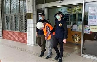 光頭男桃園當街擄走女學生 檢方起訴建請從重量刑