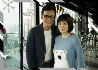 「最經典喬峰」黃日華 痛哭認牽手40年愛妻走了
