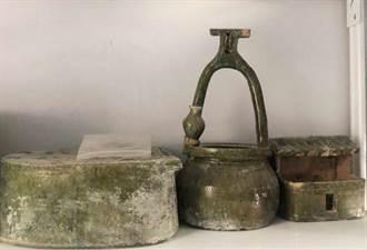 河南考古大發現 近300座秦漢墓葬出土