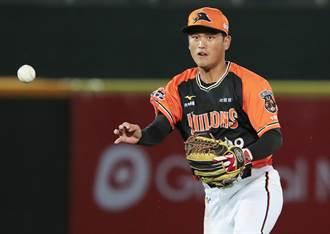 中職》林祖傑本季首轟 獅連23場全壘打