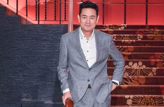 陳俊生當年以「台灣第一男模」封號出道。(圖/中時資料照)