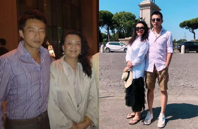 汪小菲最近人在台北照顧妻兒,張蘭人在大陸。(圖/翻攝自汪小菲微博)