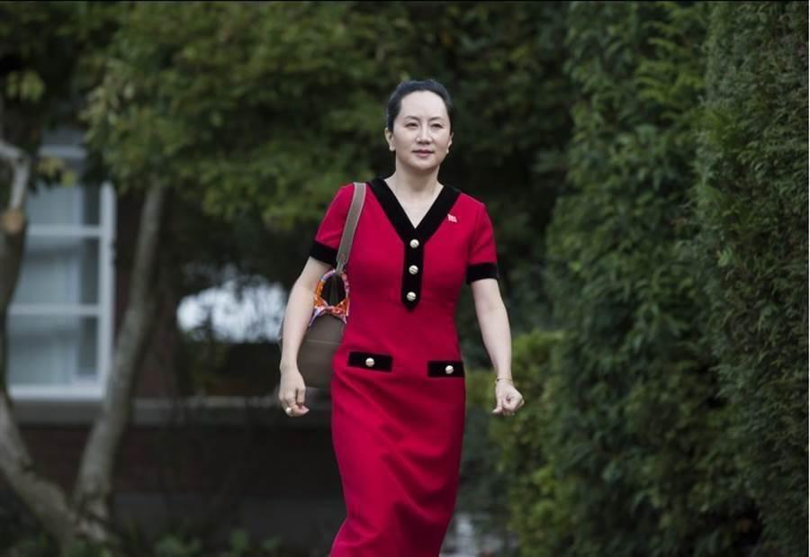 孟晚舟的引渡官司將在台北時間28日凌晨2時宣判。(圖片取自美聯社)