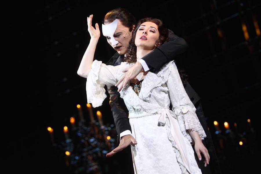 享譽國際的音樂劇《歌劇魅影》終於又要在台登場。(寬宏提供)