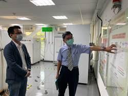 立委莊競程參訪塑膠中心 戮力推動中部醫材產業發展