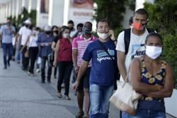 巴西確診數破41萬 拉美疫情無趨緩跡象