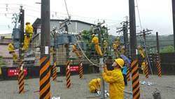 基隆》桿上蜘蛛人基地 台電打造北台灣最大訓練場