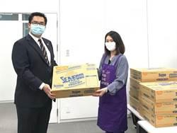 樂桃航空捐贈物資助「關西地方台灣留學生會」抗疫