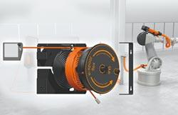 igus電纜卷軸新品 無需滑環、傳遞能量不中斷