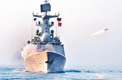 美日好兄弟 中國海軍自立自強