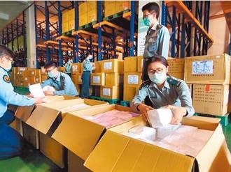 獨家》「振興券」開印 國防部投入300人支援印刷