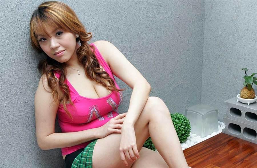 女星劉樂妍遭控賄選,恐判十年刑。(圖/中時資料照)