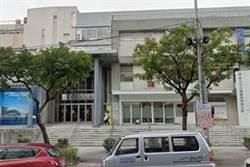 南港圖書館天花板崩落 鄰座差50公分爆頭
