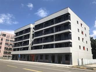 高雄前金舊警舍整建完工 變身社宅每戶月租約7,500元