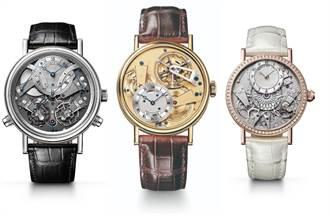 寶璣全新TRADITION傳世系列 完美呈現歷史懷錶工藝