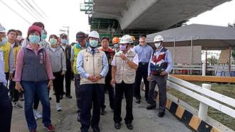 串起南科到台南都會核心區 台南北外環道路第三期明年完工