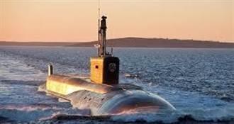 俄最新核潛艇交付海軍 載160個核彈頭
