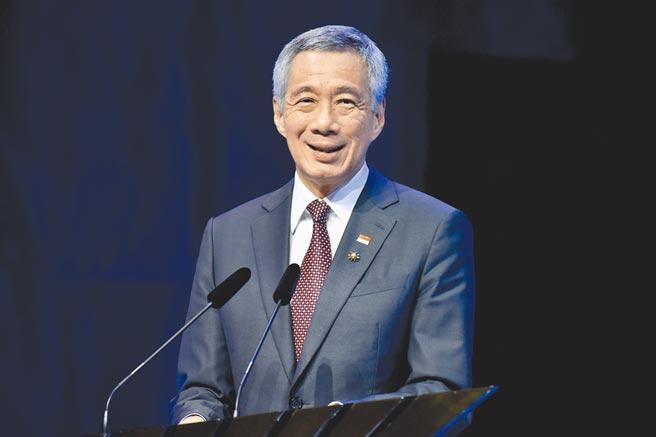 新加坡最快在6月底或7月舉行大選,象徵星國正式邁入第四代全面接班的階段。圖為新加坡總理李顯龍。(新華社)