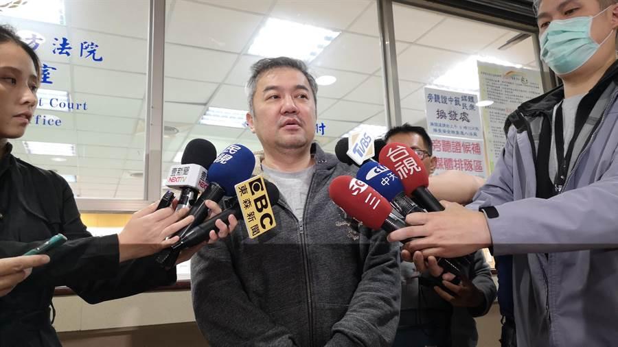 張綱維涉嫌掏空遠航資產,台北地院裁准延押2個月。(資料照,黃捷攝)