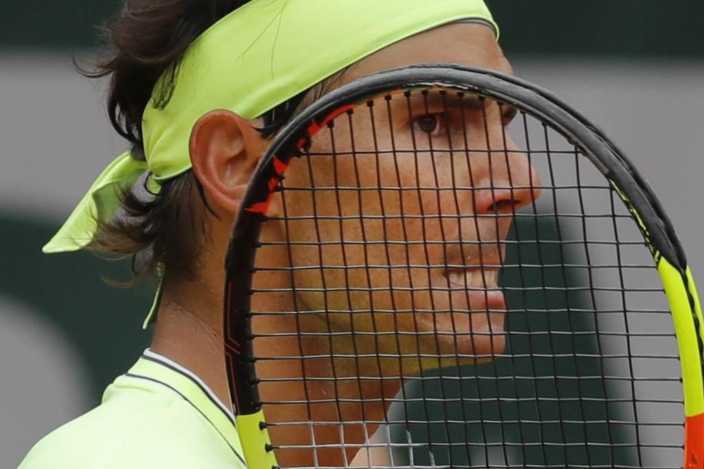 西班牙網球天王納達爾。(美聯社資料照)