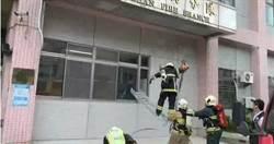 高雄消防員「攀爬訓練」意外摔落 脊椎骨折恐癱瘓