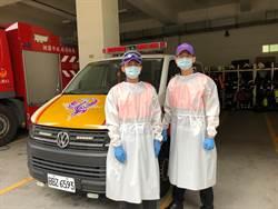 聚紡捐贈三千件隔離衣 力挺第一線救護人員