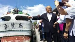 江啟臣要求道歉 蘇貞昌:國民黨應與台灣主流民意站在一起