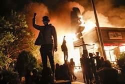 緊急取材》非裔遭警活壓死 美示威遍地烽火