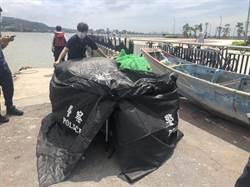 中年男屍淡水捷運站外水上漂 民眾嚇傻急報警