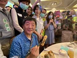 「阿中自助餐」 開張 陳時中大讚台南小吃好吃