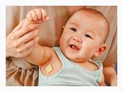 防疫添寶 智慧貼片監測體溫