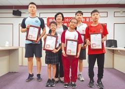 搏鬥逆境 彰化5學子獲總統教育獎