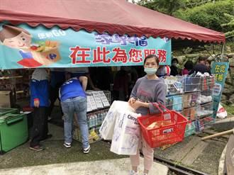 嘉縣》家樂福行動超市開到奮起湖 民眾直呼貼心