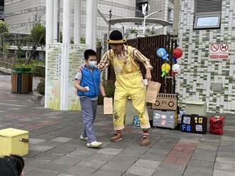 兒童新樂園新遊樂設施試營運 入園人潮回升