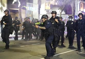 美示威是「暴徒」反送中是「英雄」環時批川普虛偽