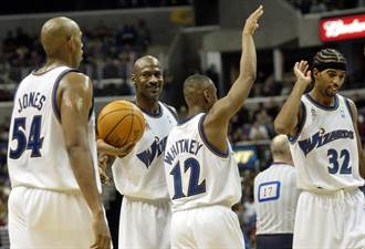 NBA》漢米爾頓埋怨喬丹 不讓他拿50分