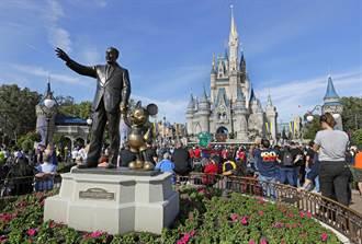 疫情趨緩    美國佛州迪士尼樂園7月重啟