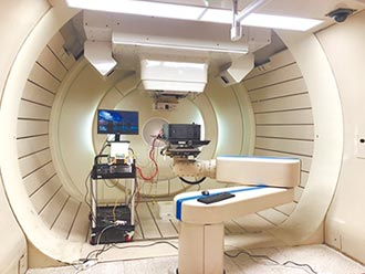 癌症放射治療室 化身衛星練功房