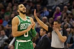 NBA》賭了!綠軍計畫頂薪續約塔圖