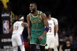 NBA》開15小時參加遊行 布朗:我是黑人