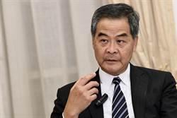 反送中對比美國暴亂 前特首梁振英質疑:香港去年沒黑手嗎?