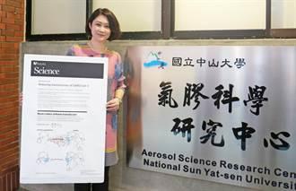 懸浮微粒可散播新冠病毒 中山跨國研究榮登國際期刊