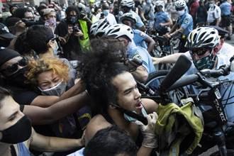 美各地大規模示威或引爆新一波新冠疫情