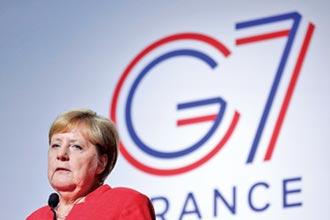 歐盟拒隨美制裁 梅克爾不去G7