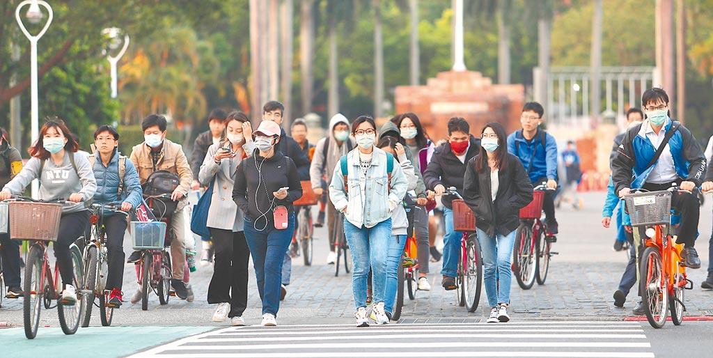 迎接畢業旺季,勞動部推出6招協助青年就業,如全符規定最高可領13.8萬元。(本報資料照片)