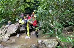 女兒拍照跌落溪 勇父即刻救援遭急流沖走2天後遺體尋獲