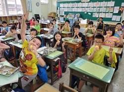 基隆挺國產「旺來」 2700公斤鳳梨上學生餐桌