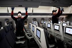日本國內線航班復航  航空公司嚴密防疫