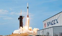 SpaceX火箭升空 太空旅行不是夢